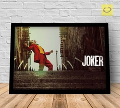 Quadro Decorativo - Joker | Filme