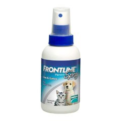 Frontline Spray 100 mL para Cães e Gatos