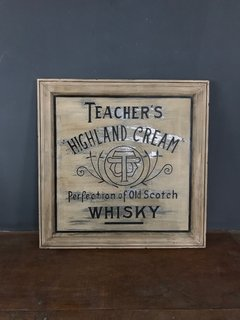 CARTEL TEACHER'S WHISKY BEIGE