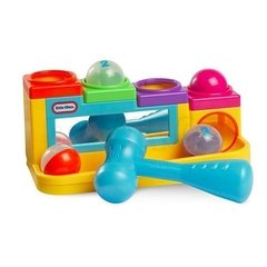PLAYSET MARTILLO CON PELOTAS LITTLE TIKES WABRO (WA634901M) en internet