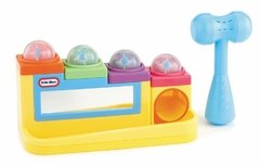 PLAYSET MARTILLO CON PELOTAS LITTLE TIKES WABRO (WA634901M)