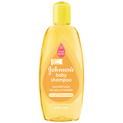 JOHNSON BABY SHAMPOO X 200 ML VARIAS FRAGANCIAS