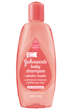 JOHNSON BABY SHAMPOO X 200 ML VARIAS FRAGANCIAS - SURBABY