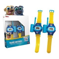 RELOJES WALKIE TALKIE PUPPY DOG PALS TAPIMOVIL