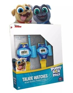 RELOJES WALKIE TALKIE PUPPY DOG PALS TAPIMOVIL - SURBABY