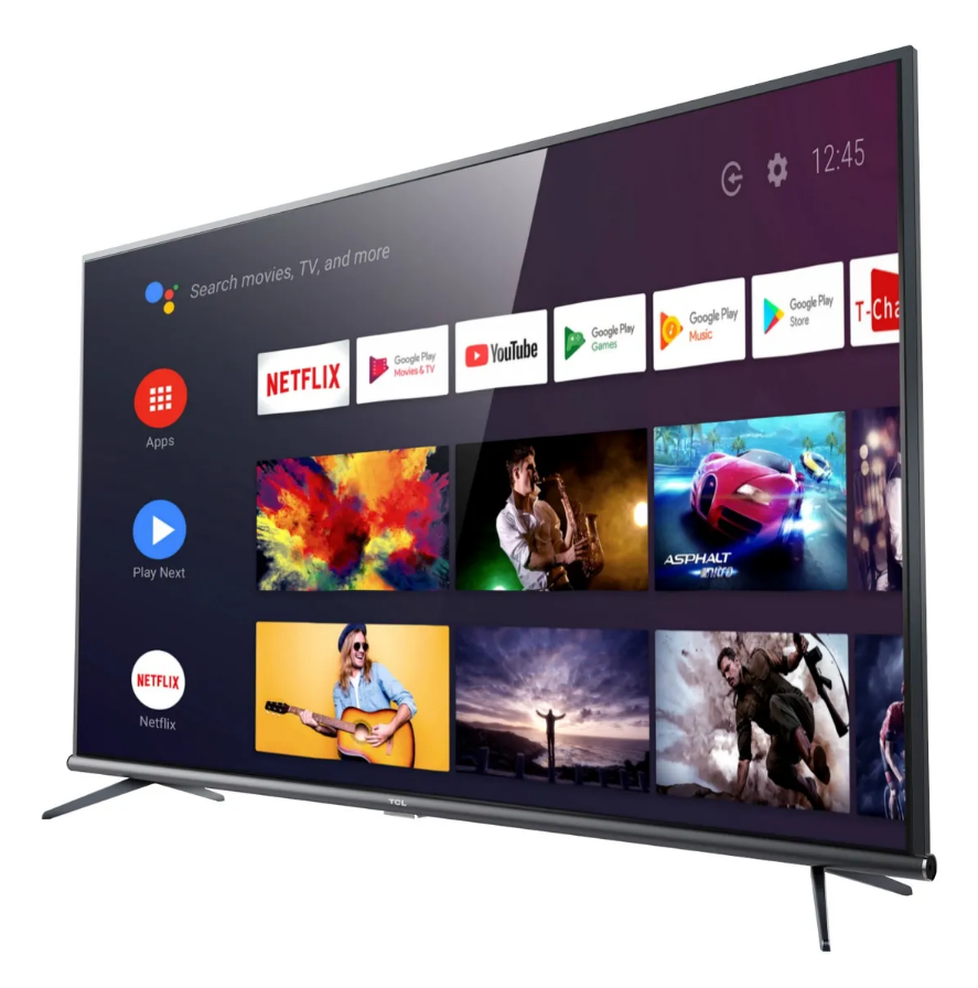 SMART TV TCL 4K UHD ANDROID 75""