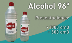 SANICOL - Alcohol 96º / HASTA AGOTAR STOCK!