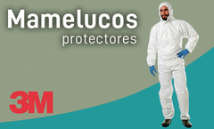 3M - Mamelucos protectores - Mod. 4520