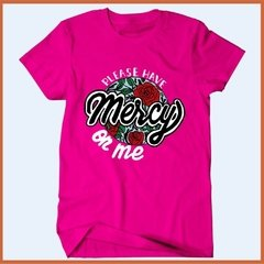 Camiseta Shawn Mendes - Please have Mercy on me - comprar online
