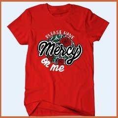 Camiseta Shawn Mendes - Please have Mercy on me na internet