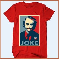 Camiseta Joker na internet