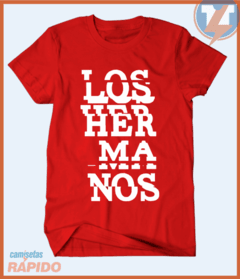 Camiseta Los Hermanos - Turnê 2019 na internet