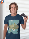 Camiseta Mario World