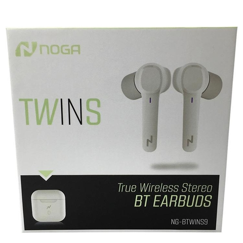 Auriculares Bluetooth Inalambrico In Ear AirPods Noga Twin 9 - Depot