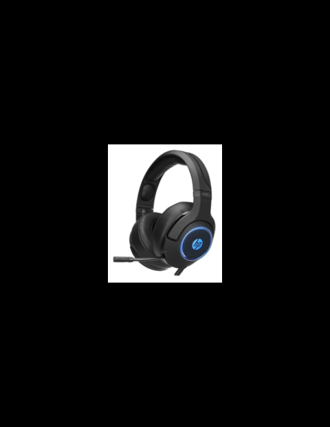 Auriculares Hp Dhe-8003 Gamer Oficina Pc Laptop 2mt