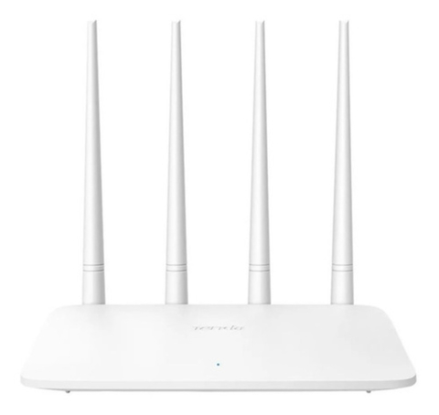 Router Repetidor Tenda F6 N300 Wifi 2.4ghz 4 Antenas