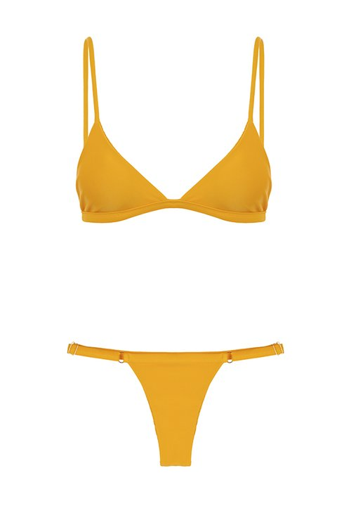 BIKINI COMPORTA YELLOW TEMPERO