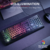 Ziva Gaming Rainbow LED Keyboard - tienda online