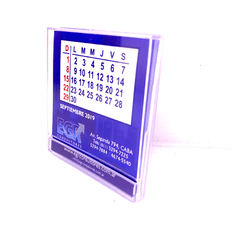 100 Calendarios Cajita Zip | $ 149 c/u en internet