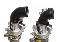 "Turbo Inlet Pipe - ""The Original"" CTS Turbo CTS Turbo 1.8T/2.0T MQB Gen3 - comprar online"