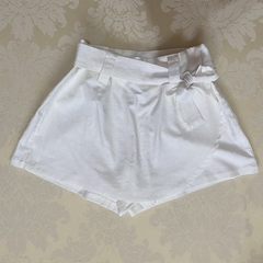 SHORT SAIA OFF WHITE