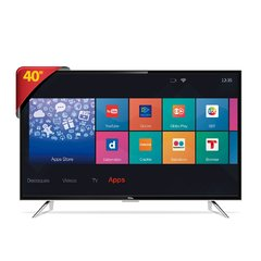 "TV LED 40"" Smart L40S4900FS, DTVi, Wi-Fi, Full HD, 2 USB, 3 HDMI, PVR Ready e Netflix - Semp TCL"