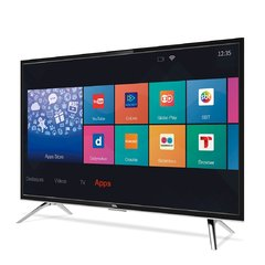 "TV LED 40"" Smart L40S4900FS, DTVi, Wi-Fi, Full HD, 2 USB, 3 HDMI, PVR Ready e Netflix - Semp TCL - comprar online"