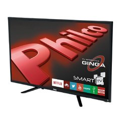 "Tv LED 39""Android Philco PH39N91DSGWA - Receptor DTV, Smart TV, HDMI e USB, Wireless Integrado"
