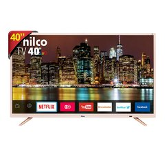 "Smart TV Led 40"" Full HD PTV40E21DSWNC - Philco"