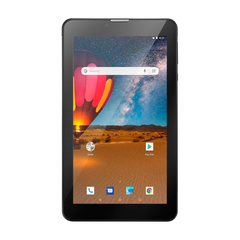 "Tablet M7 Nb304 3G Plus Dual Chip Quad Core 1 GB De RAM Memória 16 Gb Tela 7"" Preto - Multilaser - comprar online"