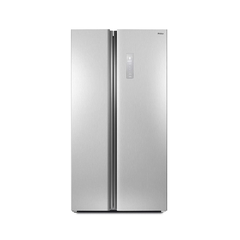 Refrigerador Side By Side Philco PRF504I - 489L, Compressor inverter, Turbo Freezer, Painel Touch