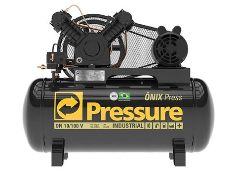 Ônix Press 10/100 V - Presure - 2HP - 10PCM - 100 Litros