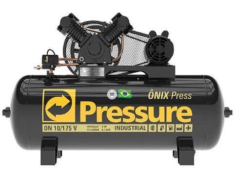 Ônix Press 10/175 V - Pressure - 2HP - 175 Litros