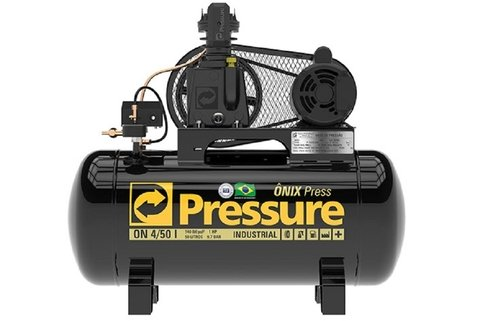 Ônix Press 4/50I - Pressure - 1HP - 4PCM - 50 Litros