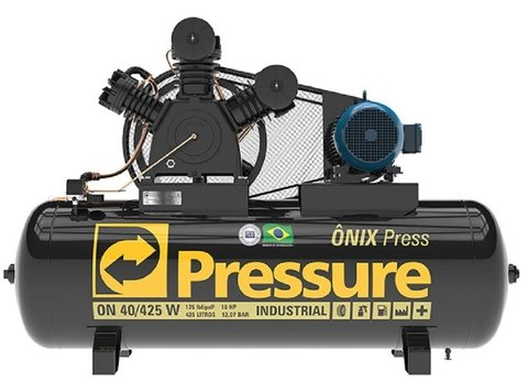 Ônix Press - 40/425 W - Pressure - 10HP - 425 Litros