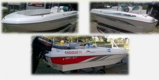 Carubia 520 Fishing
