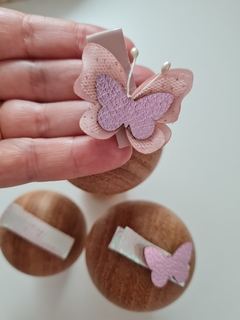 Trio Hair Clip - Butterfly na internet