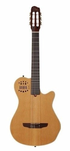 Guitarra Godin Multiac Grand Concert Duet Ambiance Natural