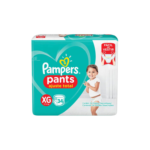 Pampers Pants Confort Sec en internet