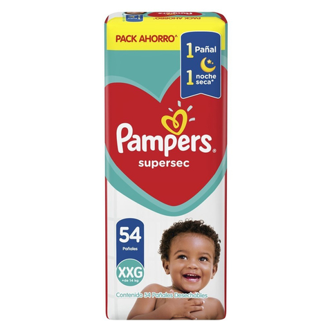 Pampers Supersec Pack Ahorro - Noni Noni