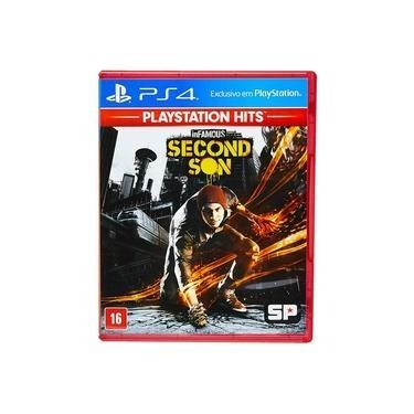 INFAMOUS-SECOND SON- GAME PS4