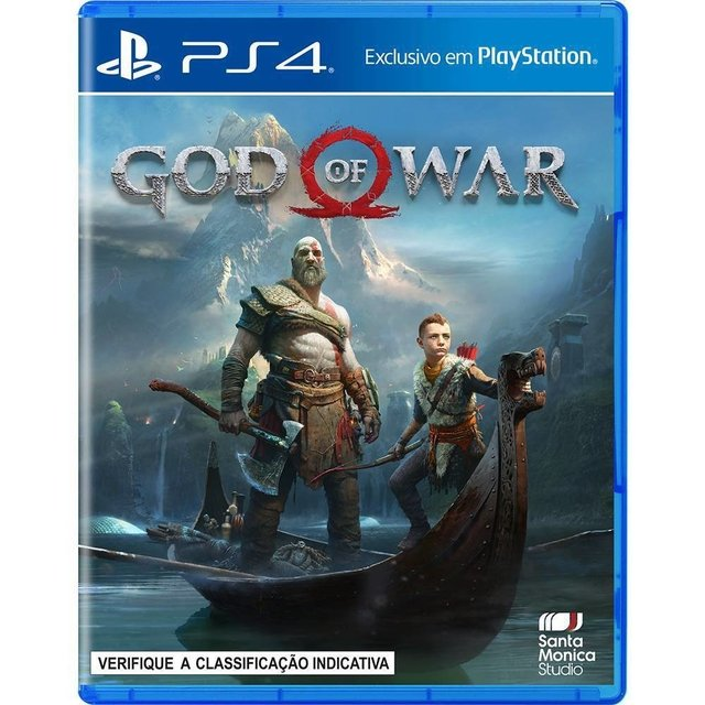 GOD OF WAR 4- GAME PS4
