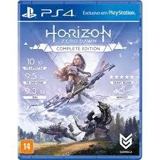 HORIZON ZERO DAWN- Compete Edition - JOGO  PS4