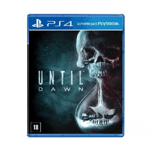 UNTIL DAWN- GAME PS4