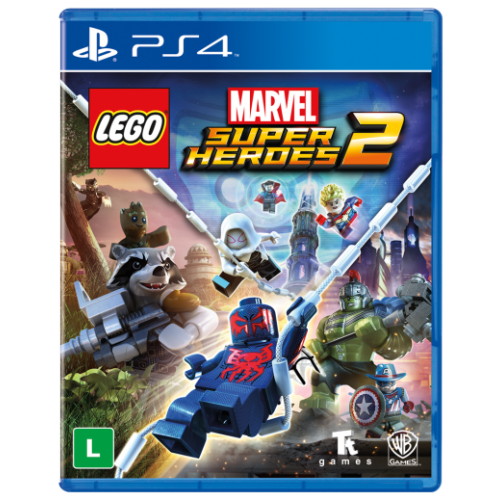 LEGO SUPER HEROES 2 - GAME PS4