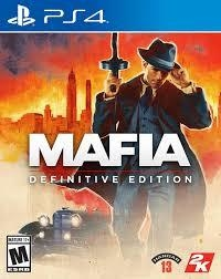 MÁFIA - Definitive Edition- GAME PS4