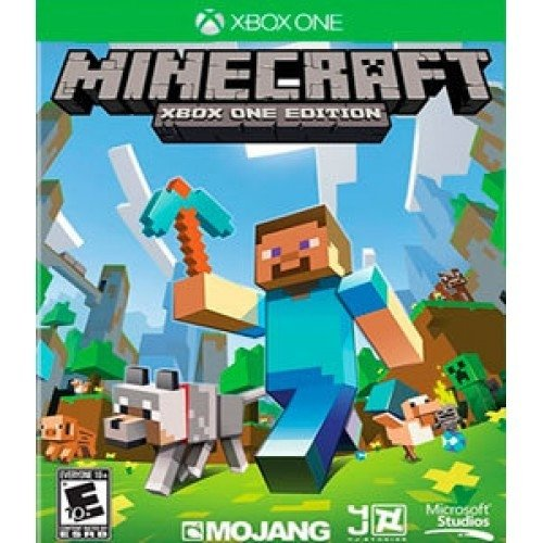 MINECRAFT EDITION - GAME X-BOX ONE