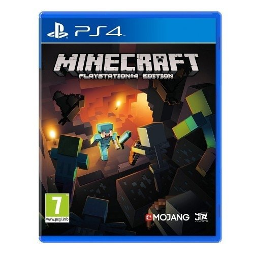 MINECRAFT EDITION - GAME PS4