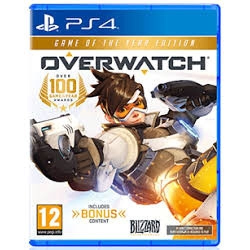 OVERWATCH - Of The Year  Edition - GAME PS4