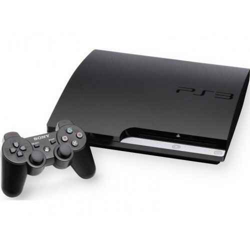PLAYSTATION 3 SLIM - 320GB (SEMI-NOVO)